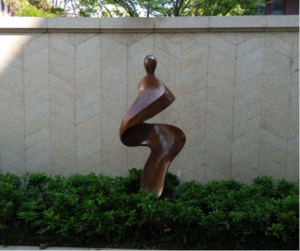 玻璃钢仿铜雕塑