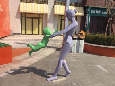 不锈钢雕塑